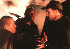 [DAVID FINCHER SUL SET DI ALIEN3]