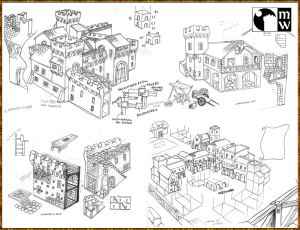 New Medieval Modular Buildings Project-sample